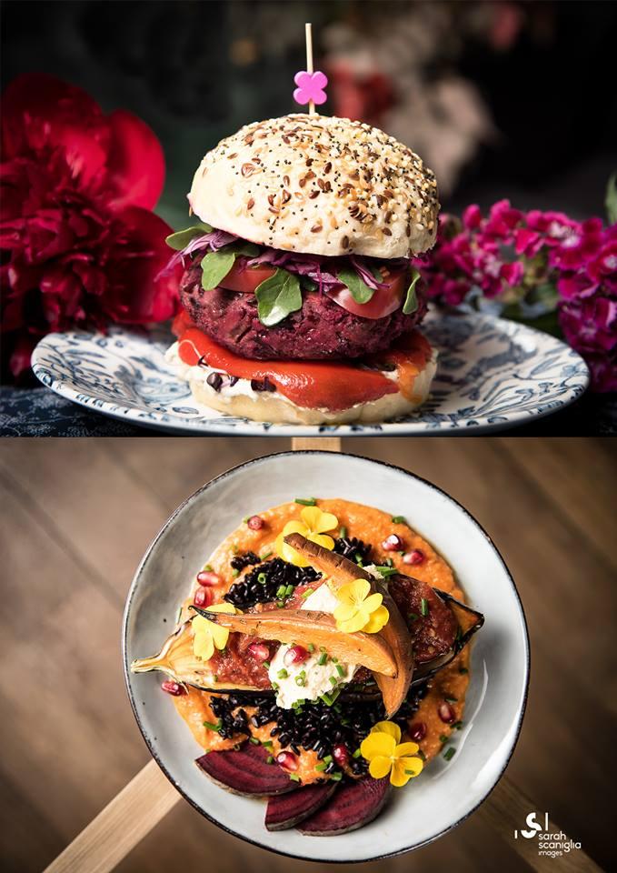 Mint Cantine Vegetale burger bowl Vegan in Nantes Sarah Scaniglia Images 44