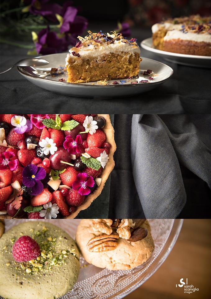 Mint Cantine Vegetale desserts gateaux tartes Vegan in Nantes Sarah Scaniglia Images 44