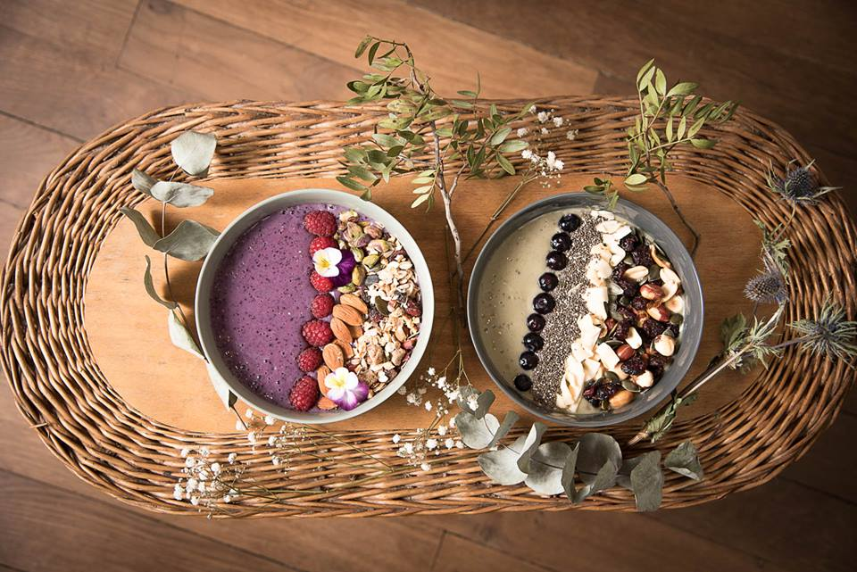 Mint Cantine Vegetale smoothie bowl brunch samedi Vegan in Nantes Sarah Scaniglia Images 44