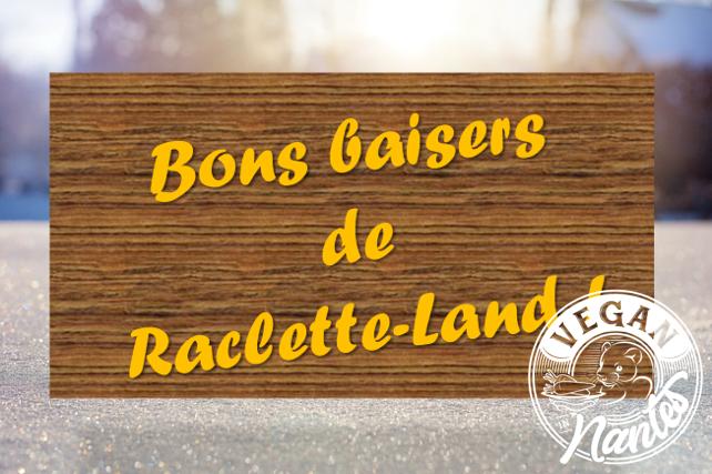 Plateau raclette charcuterie végétale minipic Vegan in Nantes hiver