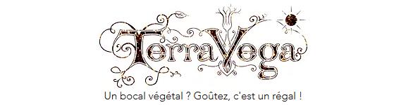 Terra Vega Bannière logo étendu Vegan in Nantes
