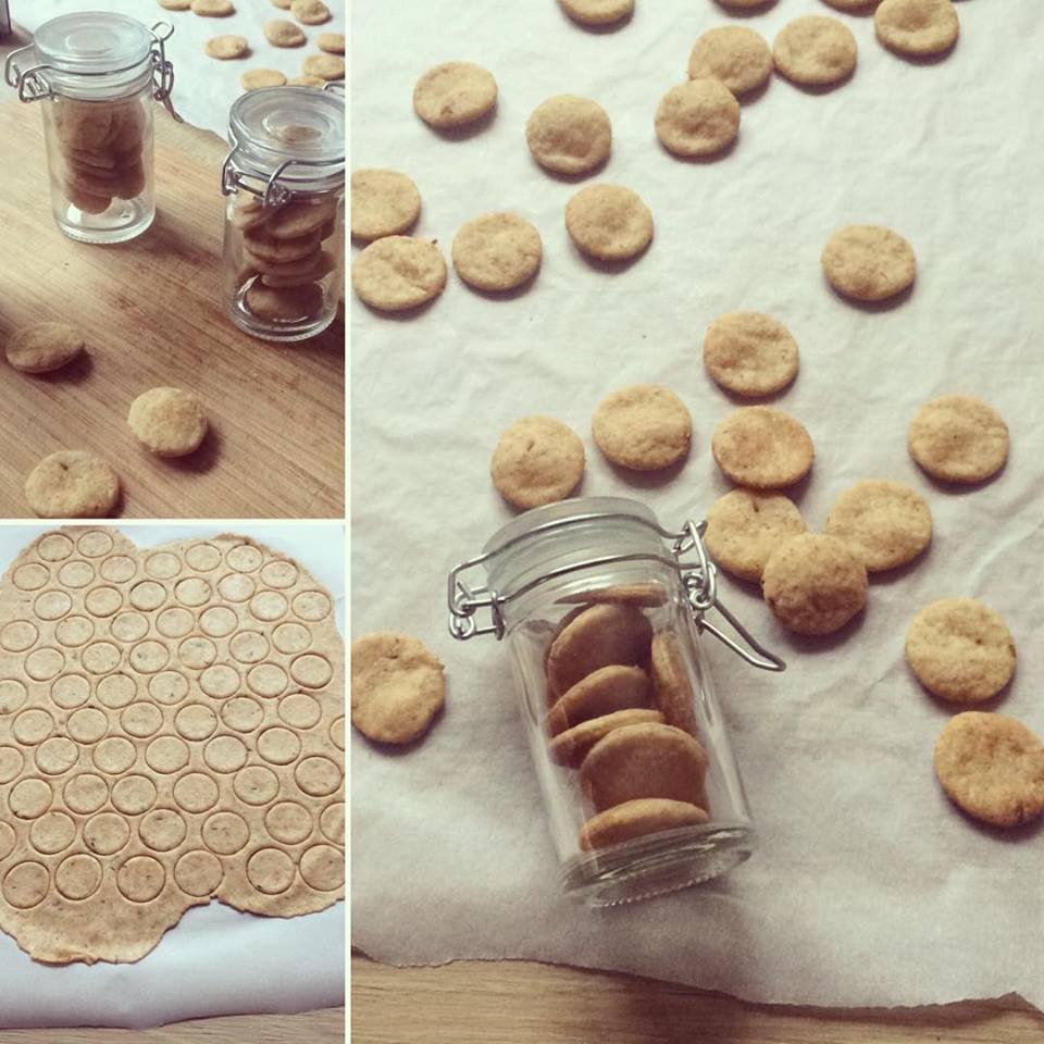 Biscuits en jarre de verre Good Morning Vegan Vegan in Nantes