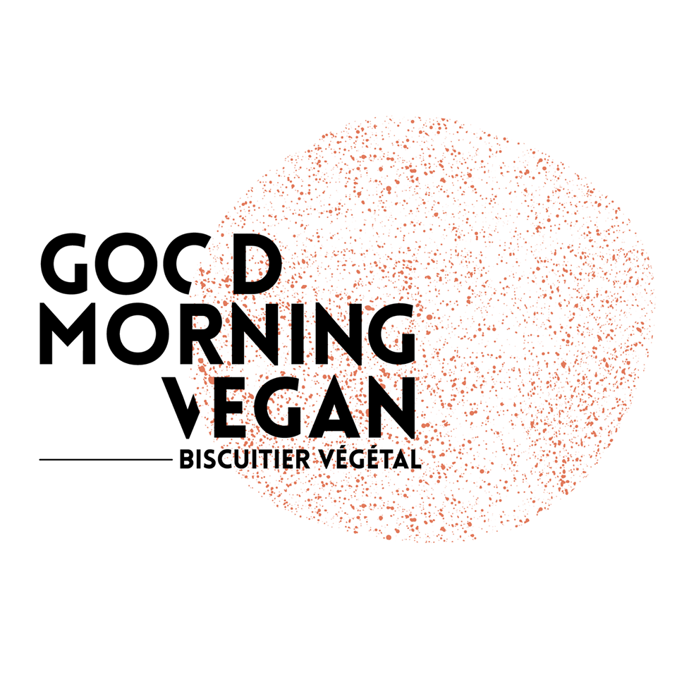 Logo Good Morning Vegan in Nantes