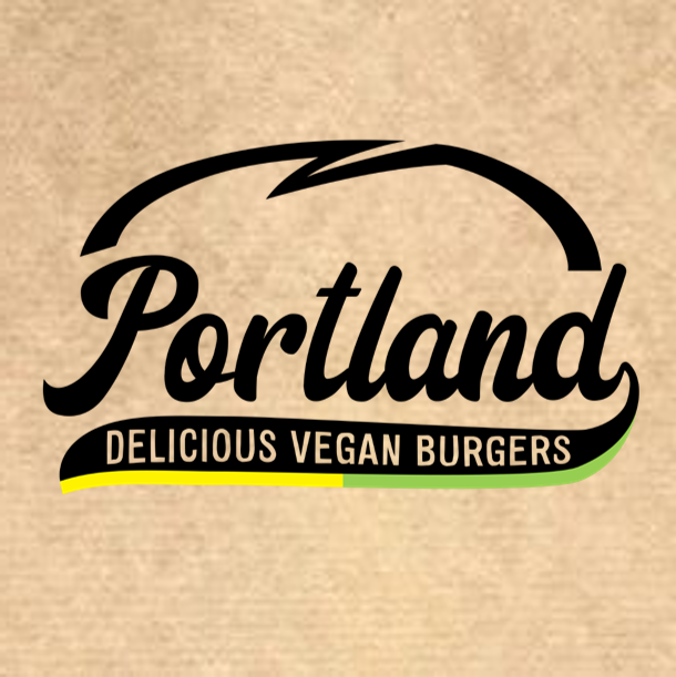 Logo Portland vegan burgers Vegan in Nantes