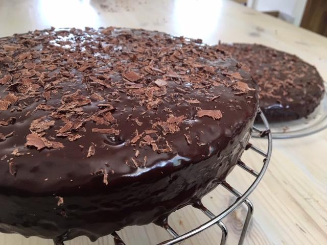 Gâteau au chocolat Vegan in Nantes L'Ethiquête