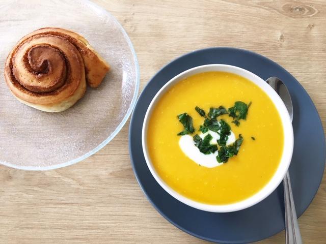 Soupe et roll L'Ethiquête Vegan in Nantes
