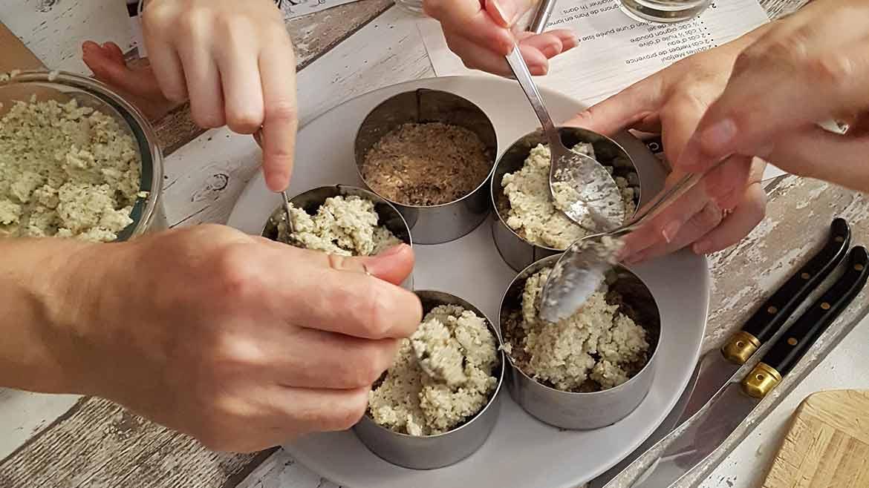 Ateliers cuisine vegan chez TerraVega à Nantes