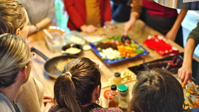 Ateliers de cuisine vegan à Nantes