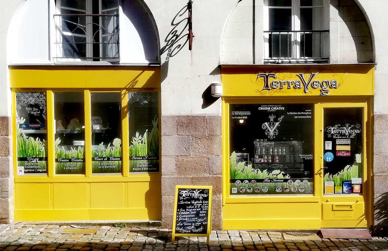 Boutique TerraVega à Nantes