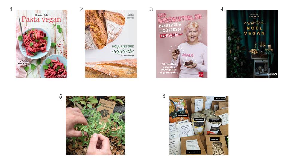 Sélection cadeaux cuisine Vegan in Nantes