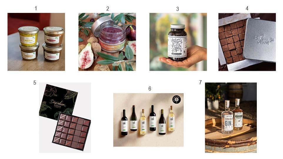 Sélection cadeaux gourmets Vegan in Nantes