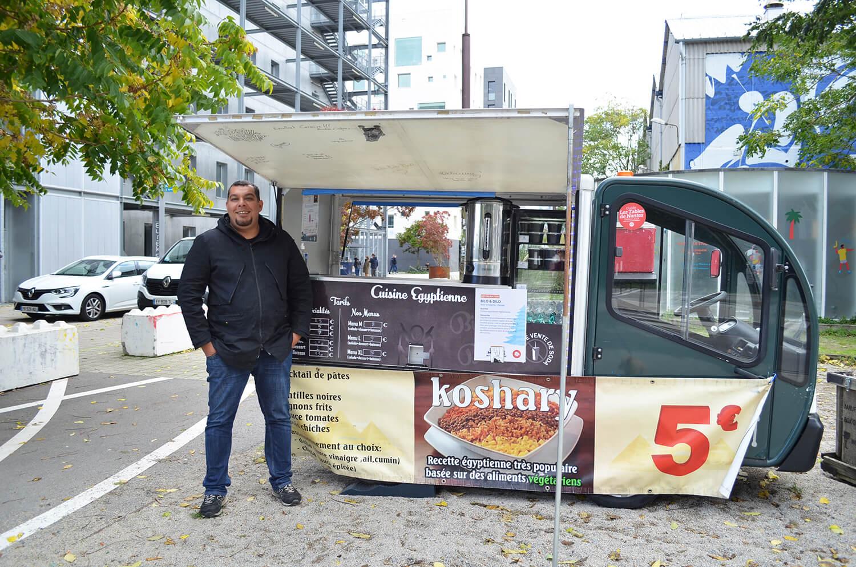 Bilo&Dilo Food truck égyptien vegan-friendly