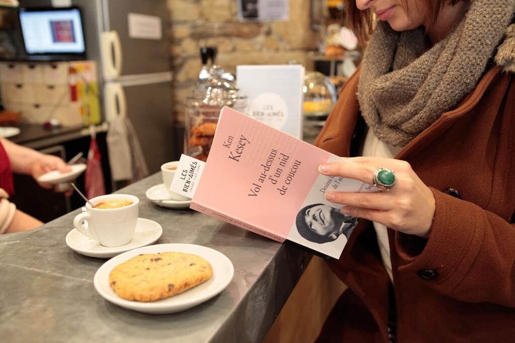 Bar Librairie Café Les Bien-Aimés