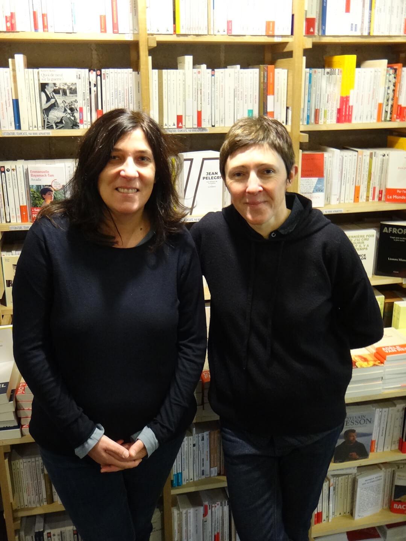 Gérantes Librairie Café Les Bien-Aimés