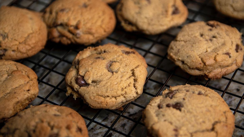 Pâtisser des cookies sans oeufs