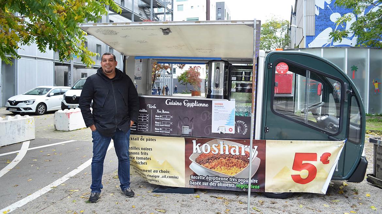 Bilo et Dilo food truck égyptien